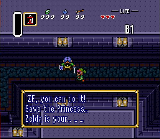 A Link To The Past (USA) [Hack By
